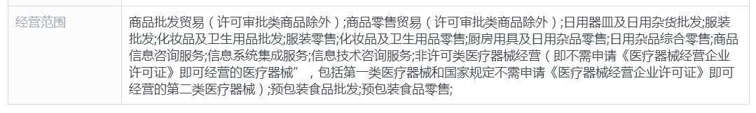 广州注册电子商务公司经营范围有哪些?