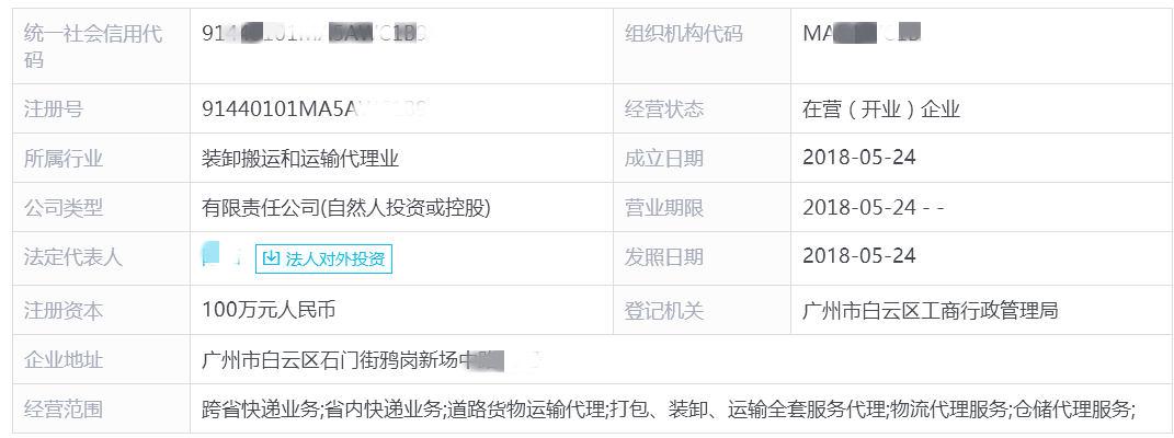 广州开快递公司需要什么条件?