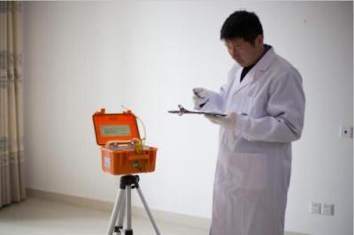 广州注册环保检测公司经营范围示例